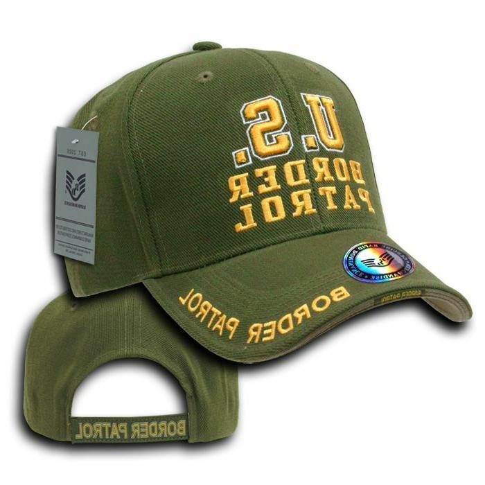 Rapid Enforcement USA Hats