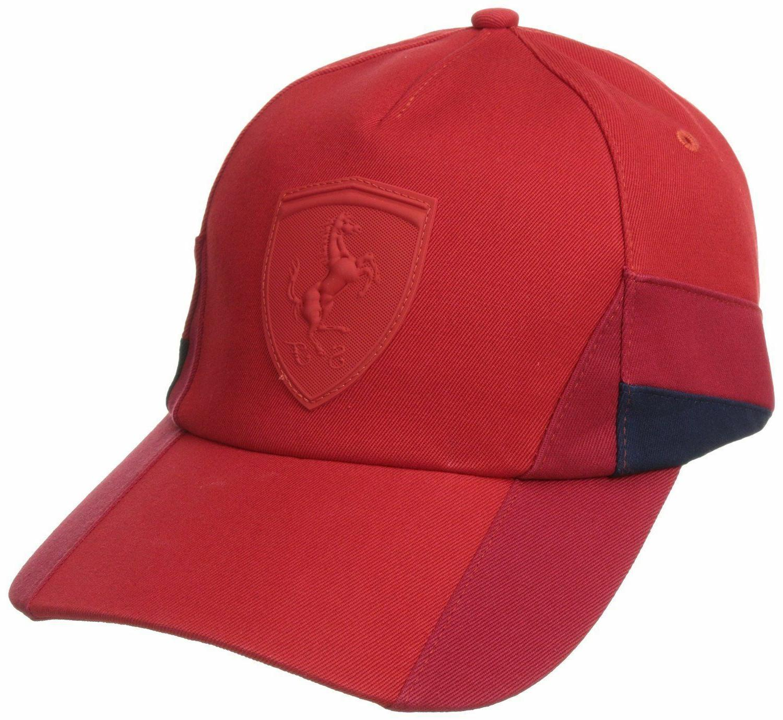 Puma Ferrari Lifestyle Men's F1 Team Trucker Baseball Hat Ca