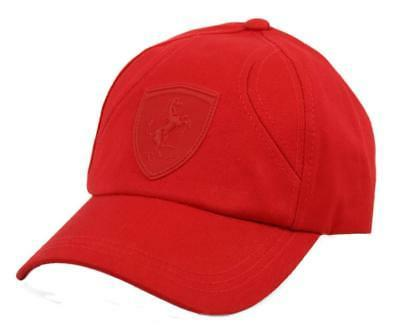 Puma Ferrari Men's F1 Team Adjustable Trucker Baseball Cap H