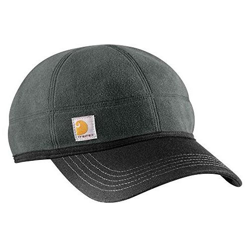 Carhartt Men's Force Griggs Fleece Visor Cap, Shadow, One Si