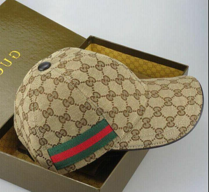 GUCCI BASEBALL CAP,ADJUSTABLE,SIZE M