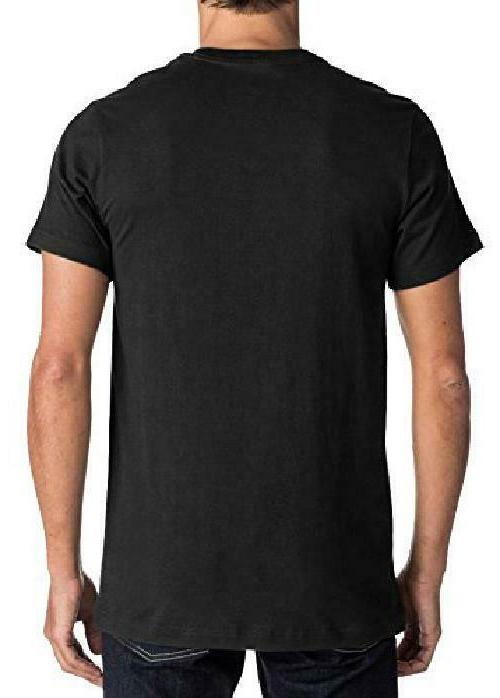 Hat And Beyond Mens Crew Neck Active Sleeve S-5Xl