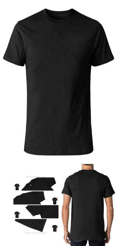 hat and beyond mens crew neck t
