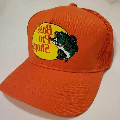 Bass Outdoor Mesh Cap SnapBack