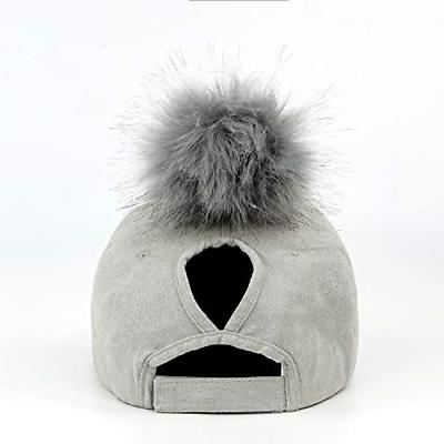 FADA High Baseball Hat Chunky Baggy Hat Removable