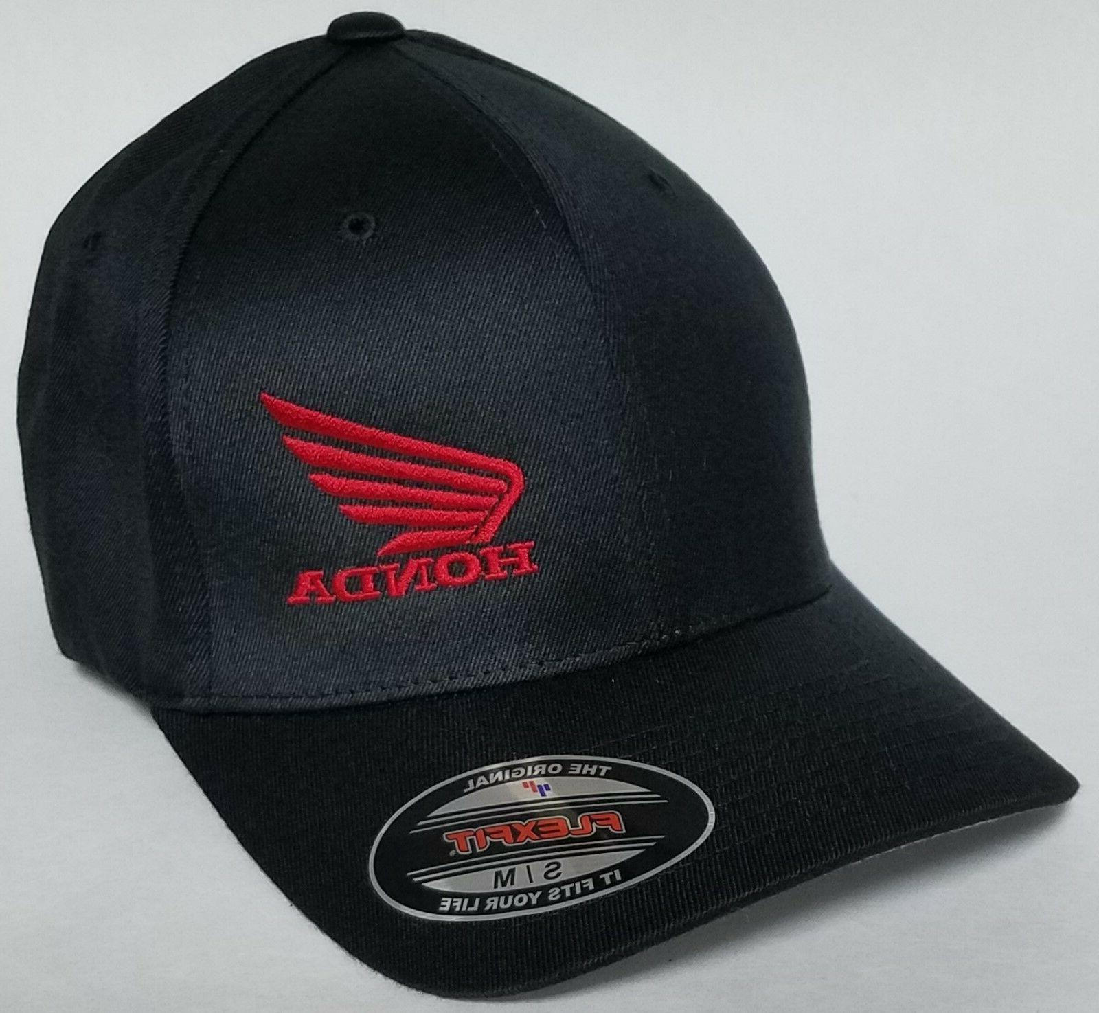 Honda Baseball Hat Cap Motorcycle Style 6277