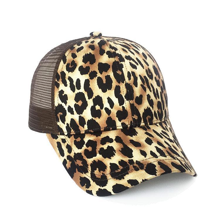 Unisex Leopard Snake Peaked <font><b>Baseball</b></font> Hop <font><b>Hat</b></font>