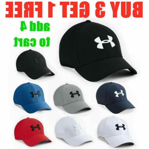 hot under armour strapback golf baseball cap