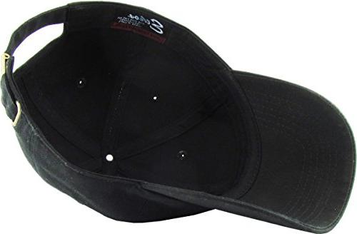 KB-LOW Classic Cap. Polo Profile Black