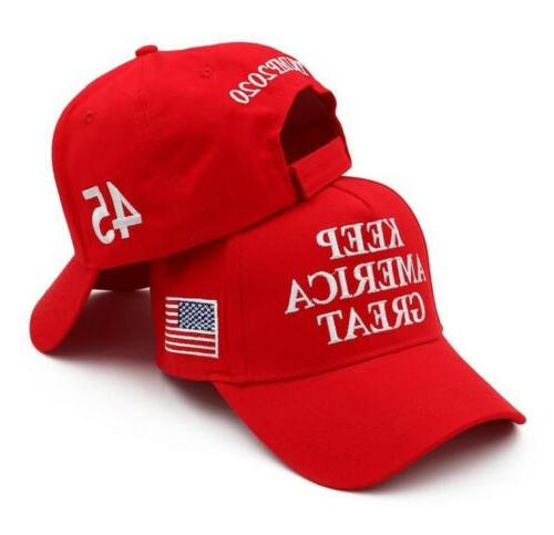 keep america great 45 baseball cap hat