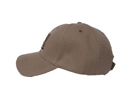 USA American Khaki Patch Hat