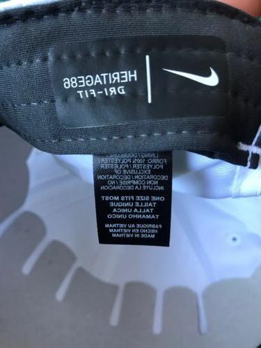 Nike Legacy Men's White Golf Baseball Adjustable Cap