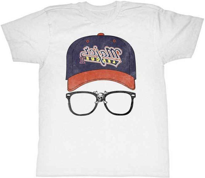 Major League Movie Ricky Vaughn Baseball & Adult Shirt