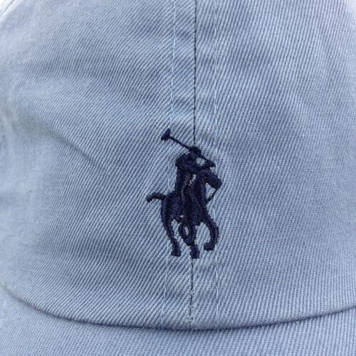 RL Embroidered Baseball Cap Adjustable Hat US