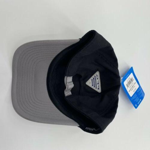Columbia Men's Adjustable Black/Pink PFG Hat