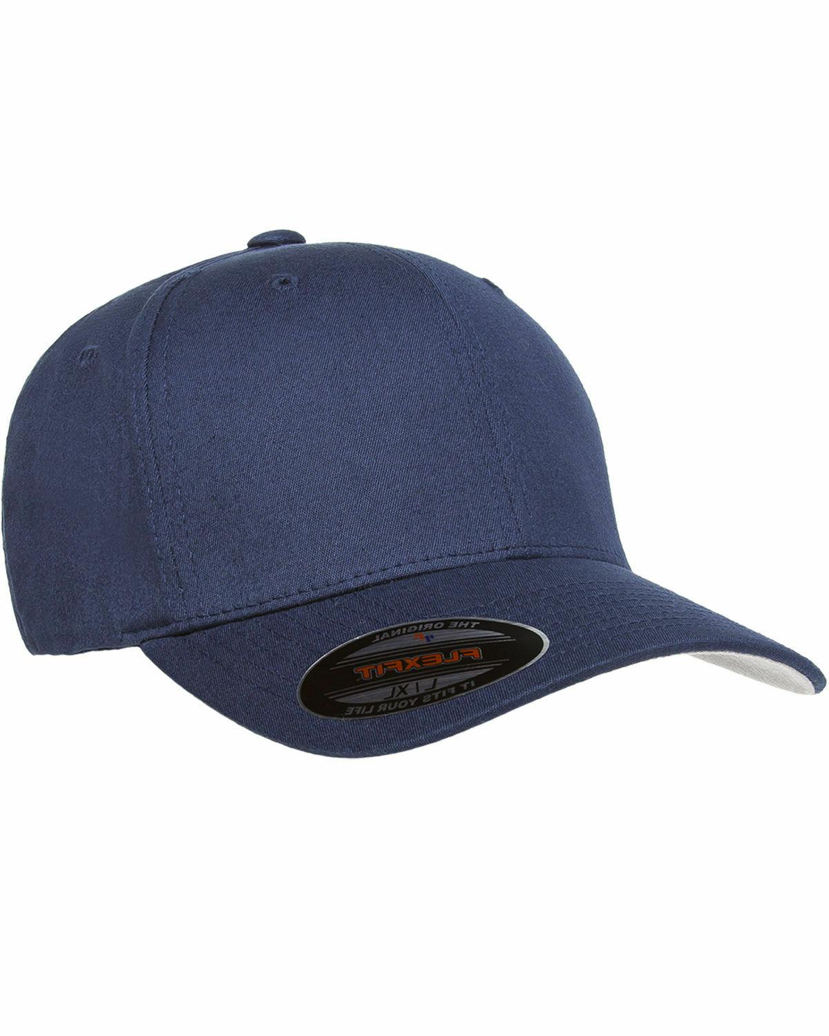 Fitted Cap, Twill plain, 5001