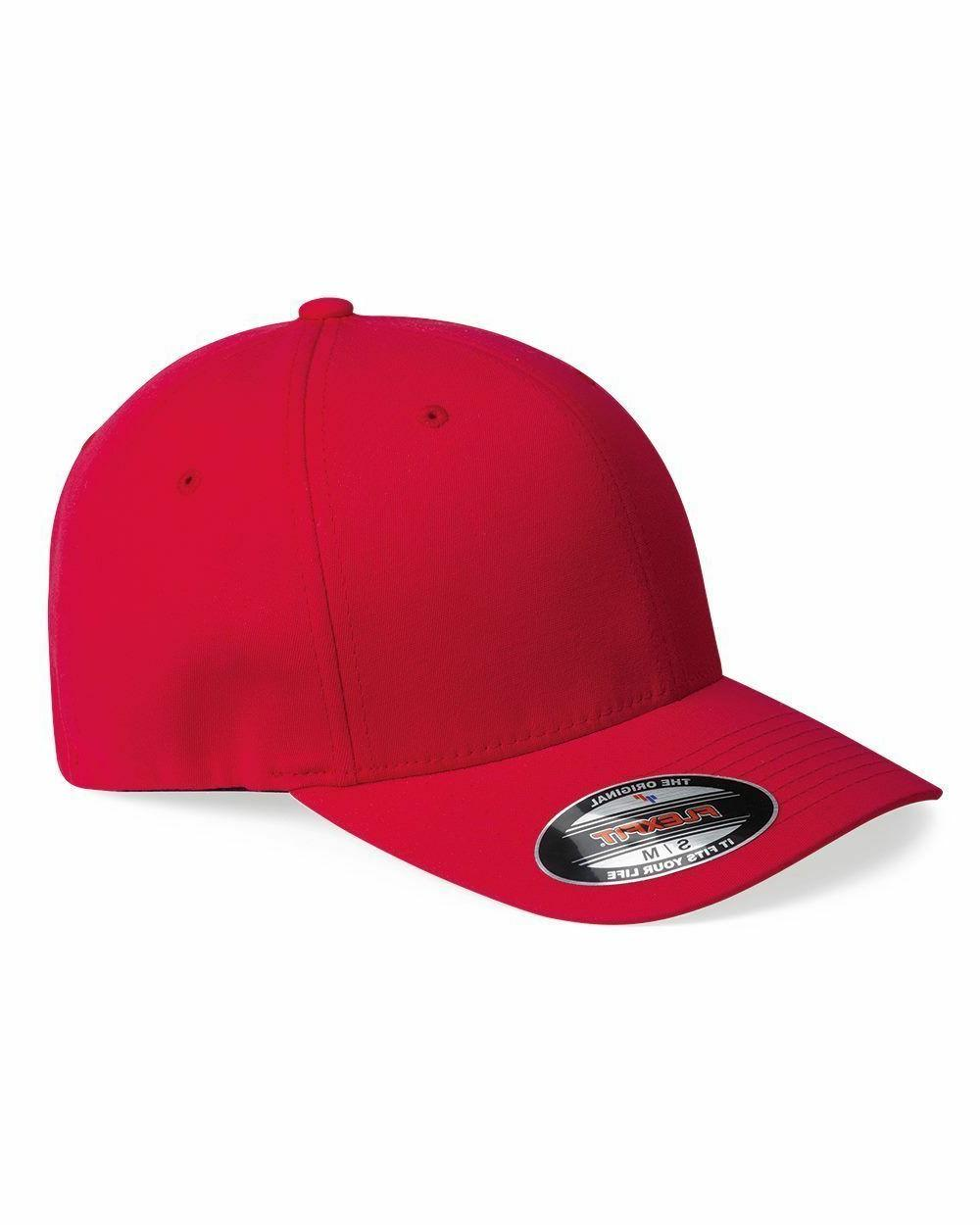 Fitted Cap, Flex Twill Hat, NEW plain, 5001