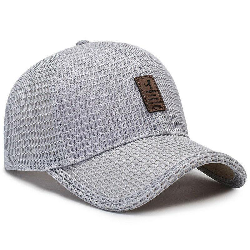 Men's Baseball Cap Hat Plain Blank Caps