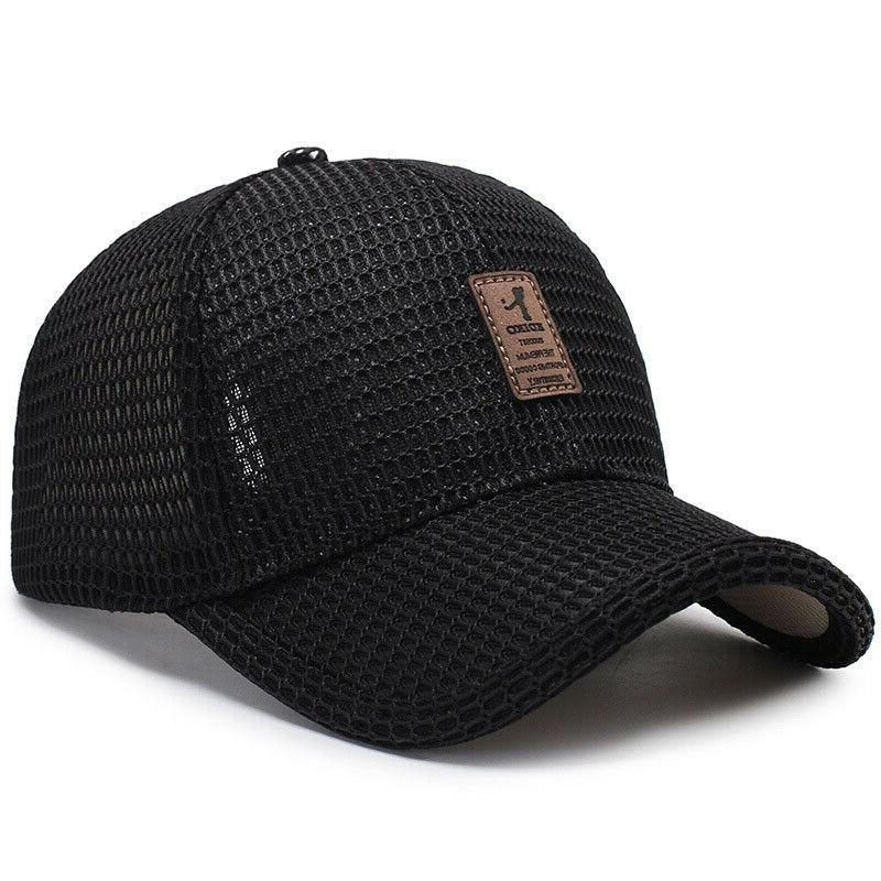 Hat Visor Plain Hats Hip-hop Caps