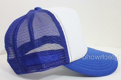 Men Women New Classic Flexfit Trucker Baseball Golf Mesh Cap