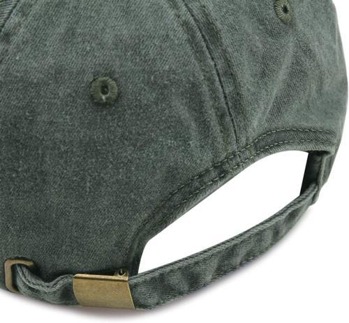HH Washed Baseball Cap Vintage Dad Hat
