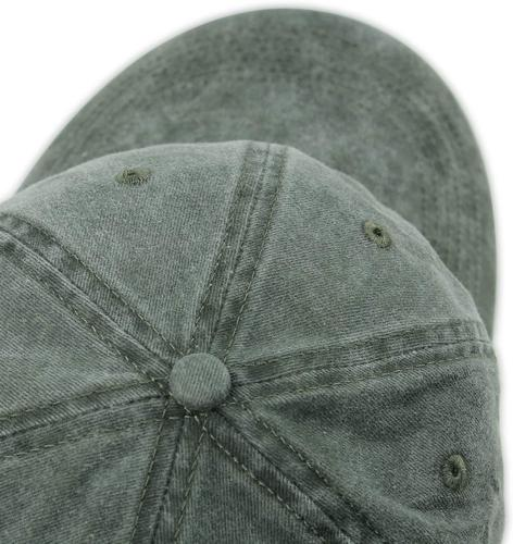 HH Washed Distressed Twill Baseball Vintage Hat