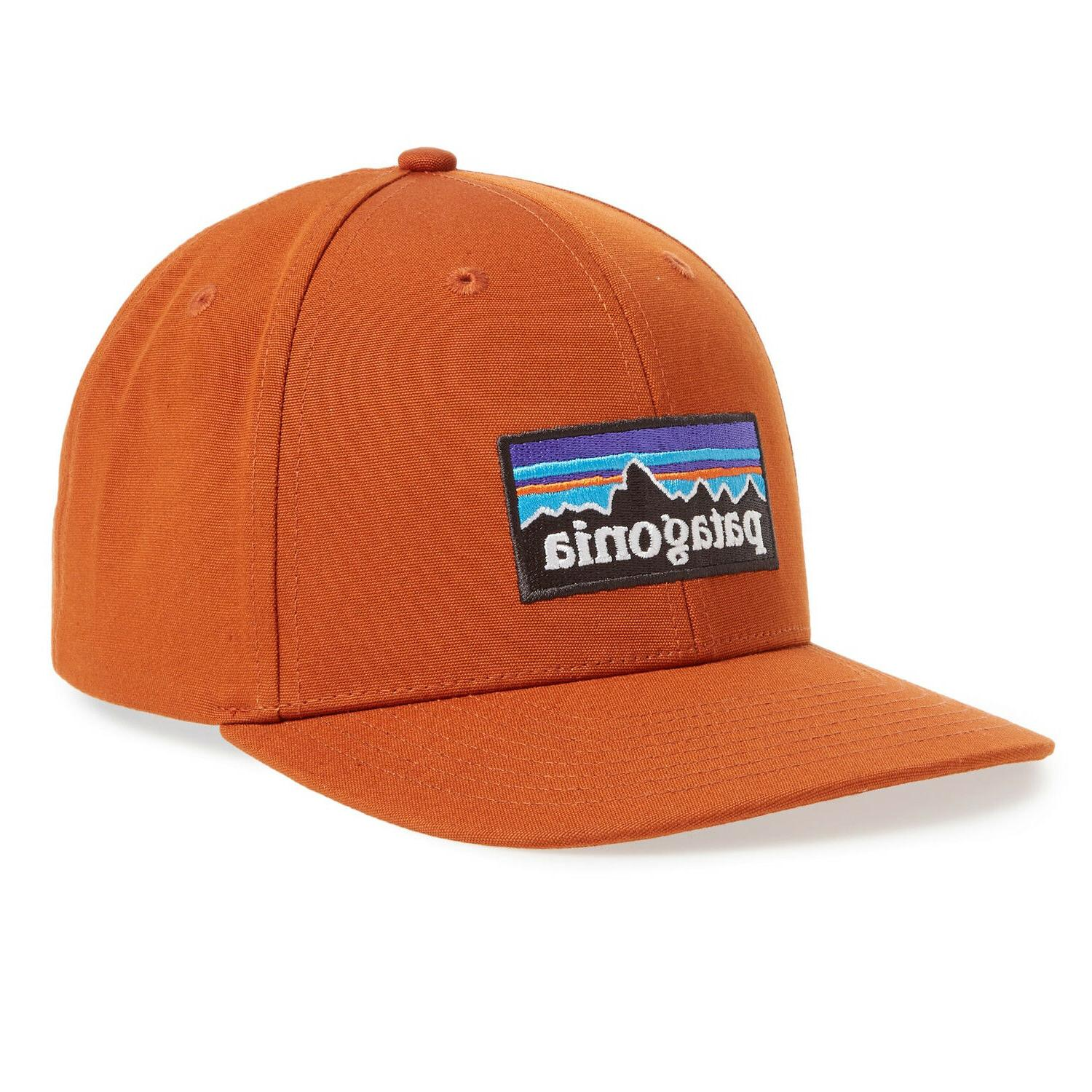 Patagonia | Mens P-6 Logo Roger That Hat Baseball Cap | Copp