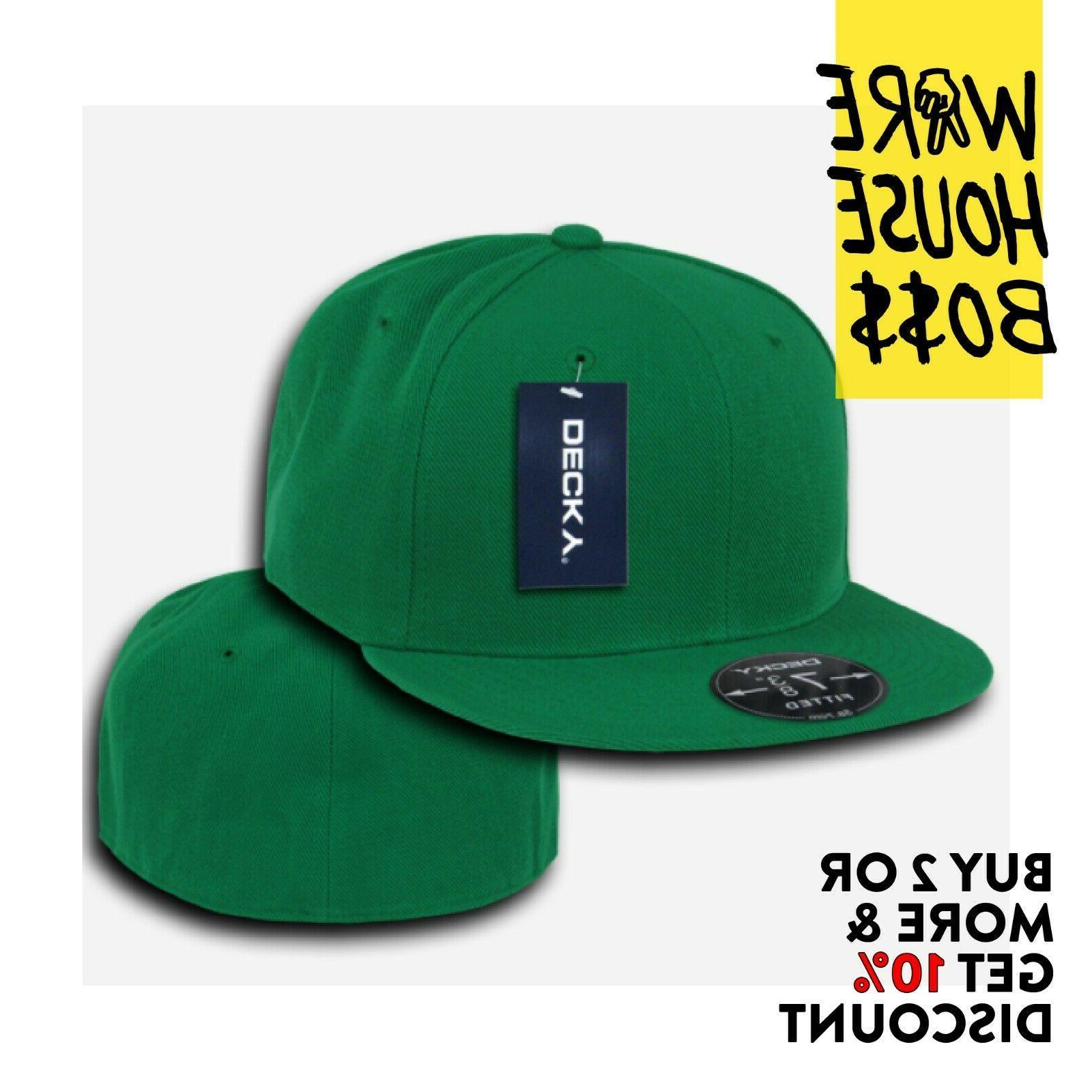 DECKY HAT BILL HATS BASIC CAPS