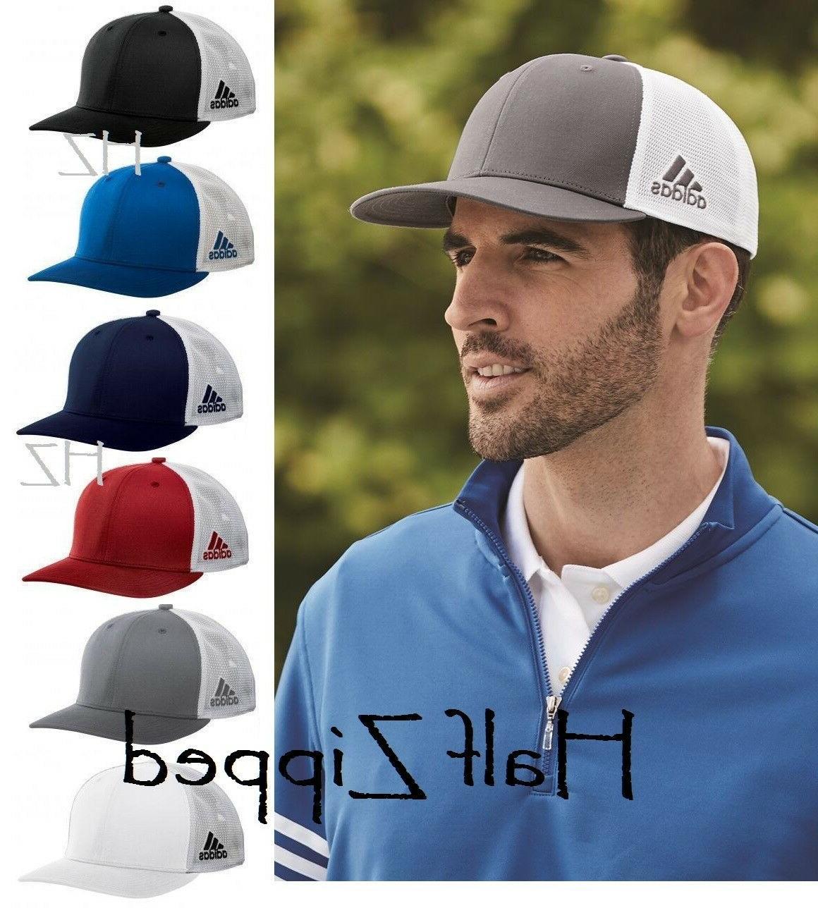 mesh baseball hat colorblock trucker cap a627