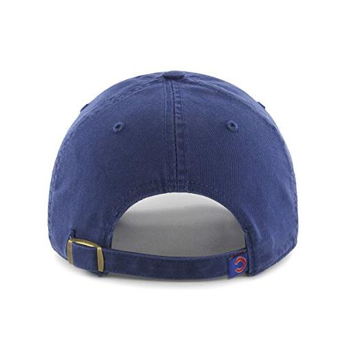 MLB Chicago Cubs Clean Up Cap, Size,