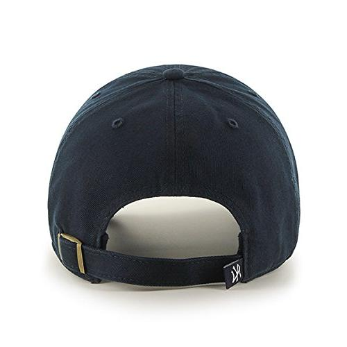 MLB New Men's '47 Home Clean Cap, One-Size