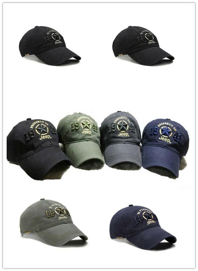 New 1941 Jeep Hat Cap Women Men Unisex baseball Golf Ball Sp