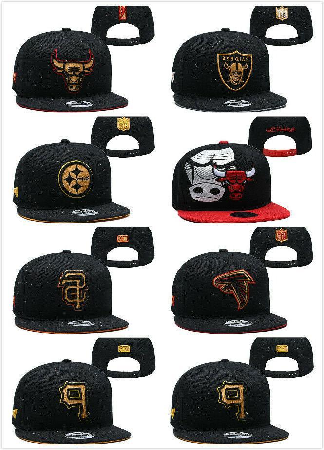 new adjustable la snapback hat hip hop