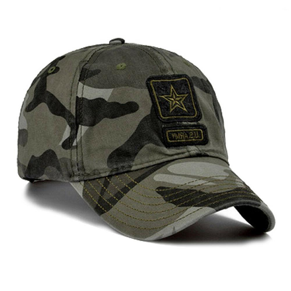 New Tactical Style Military Hiking Outdoor Cap
