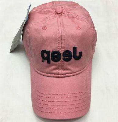 New Pink  Jeep Hat Cap Women Men Unisex baseball Golf Ball S