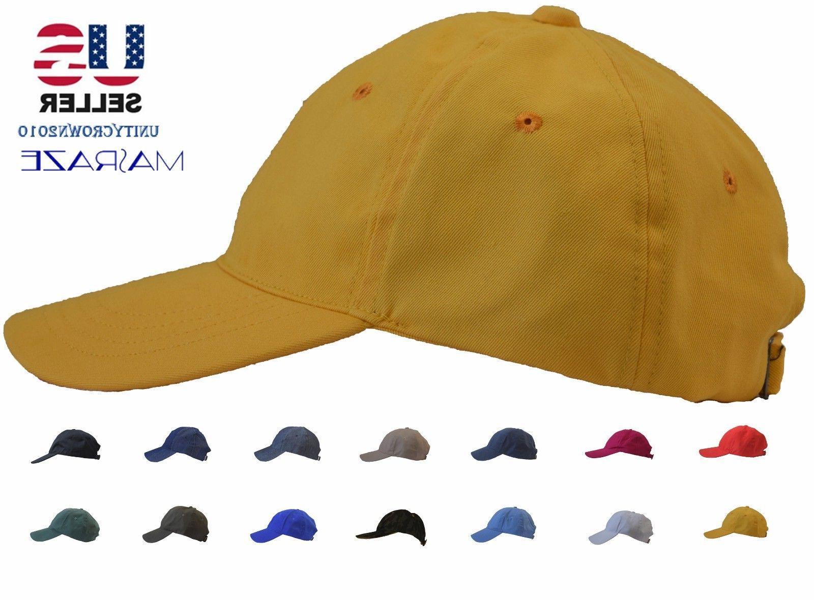 Cotton Men/Women Hat Hats Adjustable