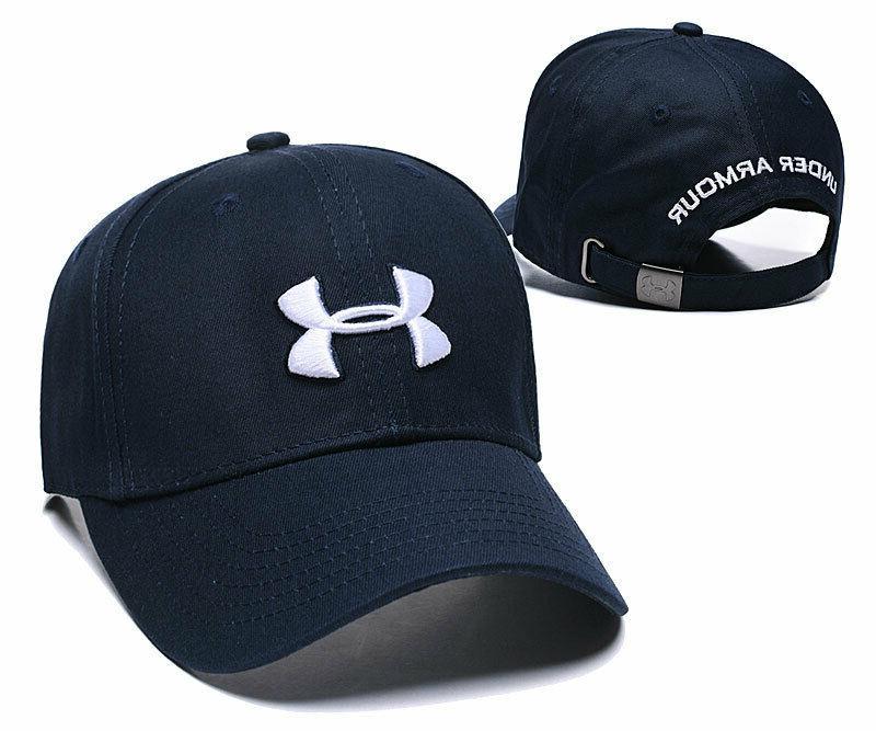 New Under Fit Golf Cap Embroidered Unisex Women Hat