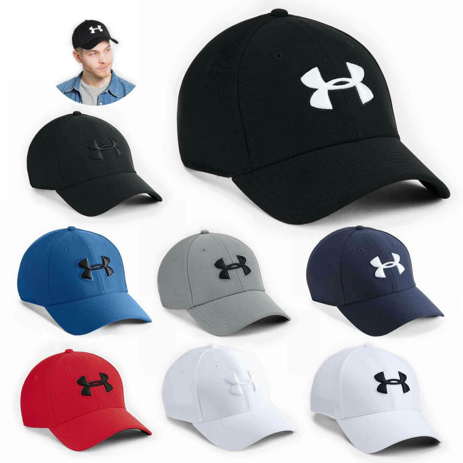 new under armour stretch fit golf baseball