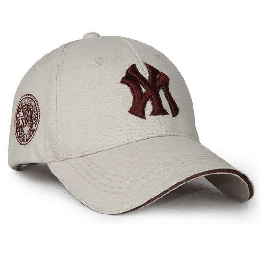 New York Adjustable NY Logo Men Women