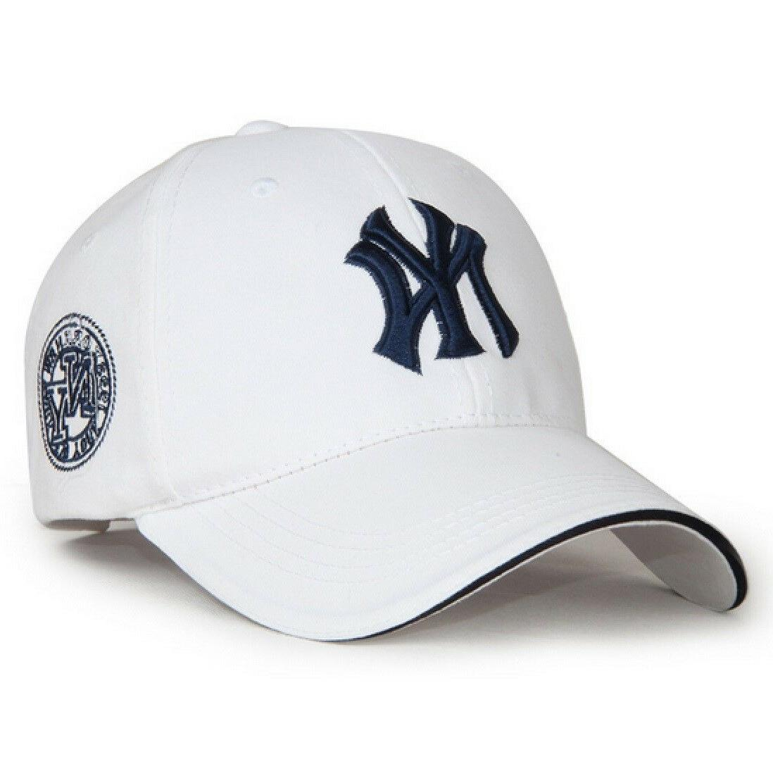 New Adjustable Baseball Cap NY Men