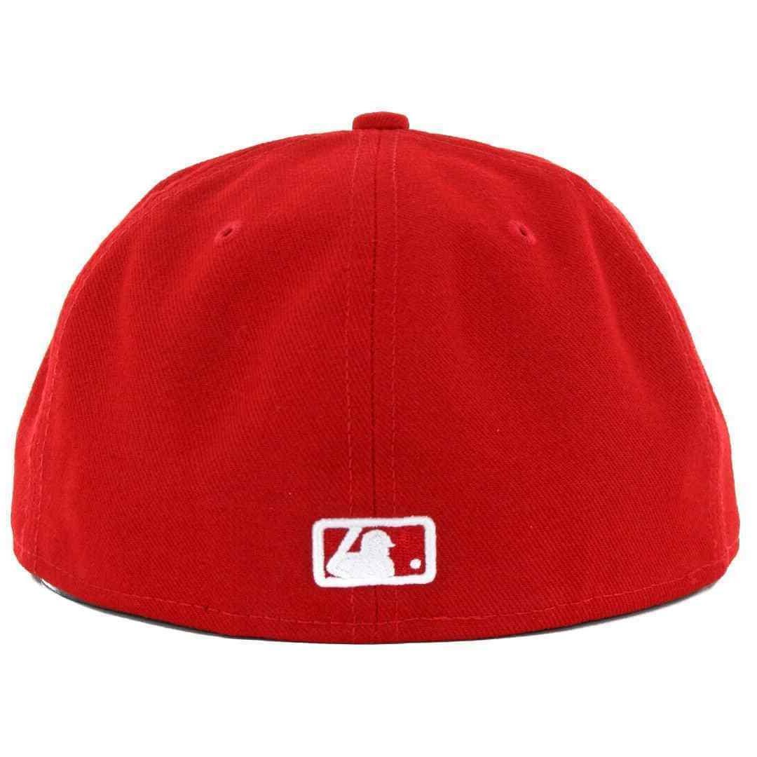 New YANKEES NY 5950 White Cap MLB
