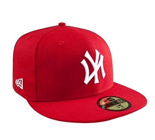 new york yankees ny 5950 red white
