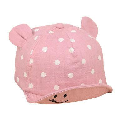 Novelty Unisex Toddler Kid Baby Caps Girl Baseball Cap