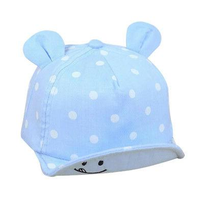 Novelty Unisex Toddler Kid Baby Caps Girl