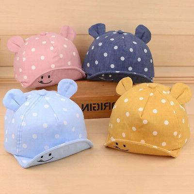 novelty unisex infant toddler kid baby caps