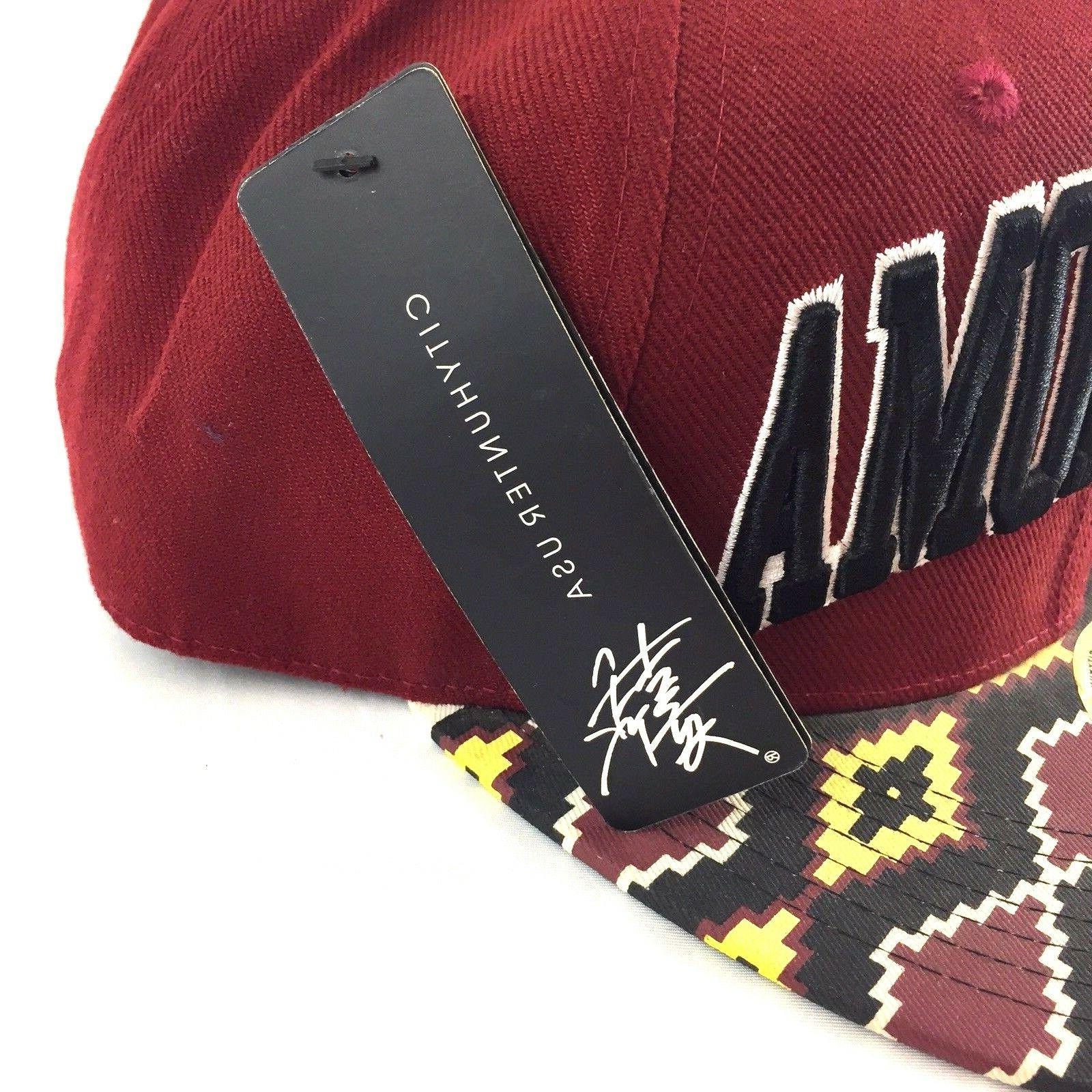 OKLAHOMA Hunter Headwear Flatbilled Baseball Sports Hat