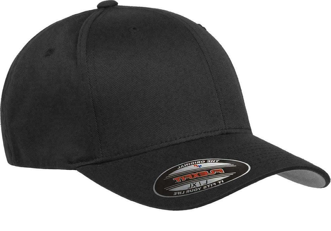 Original Fitted Baseball Hat 5001 Twill Blank