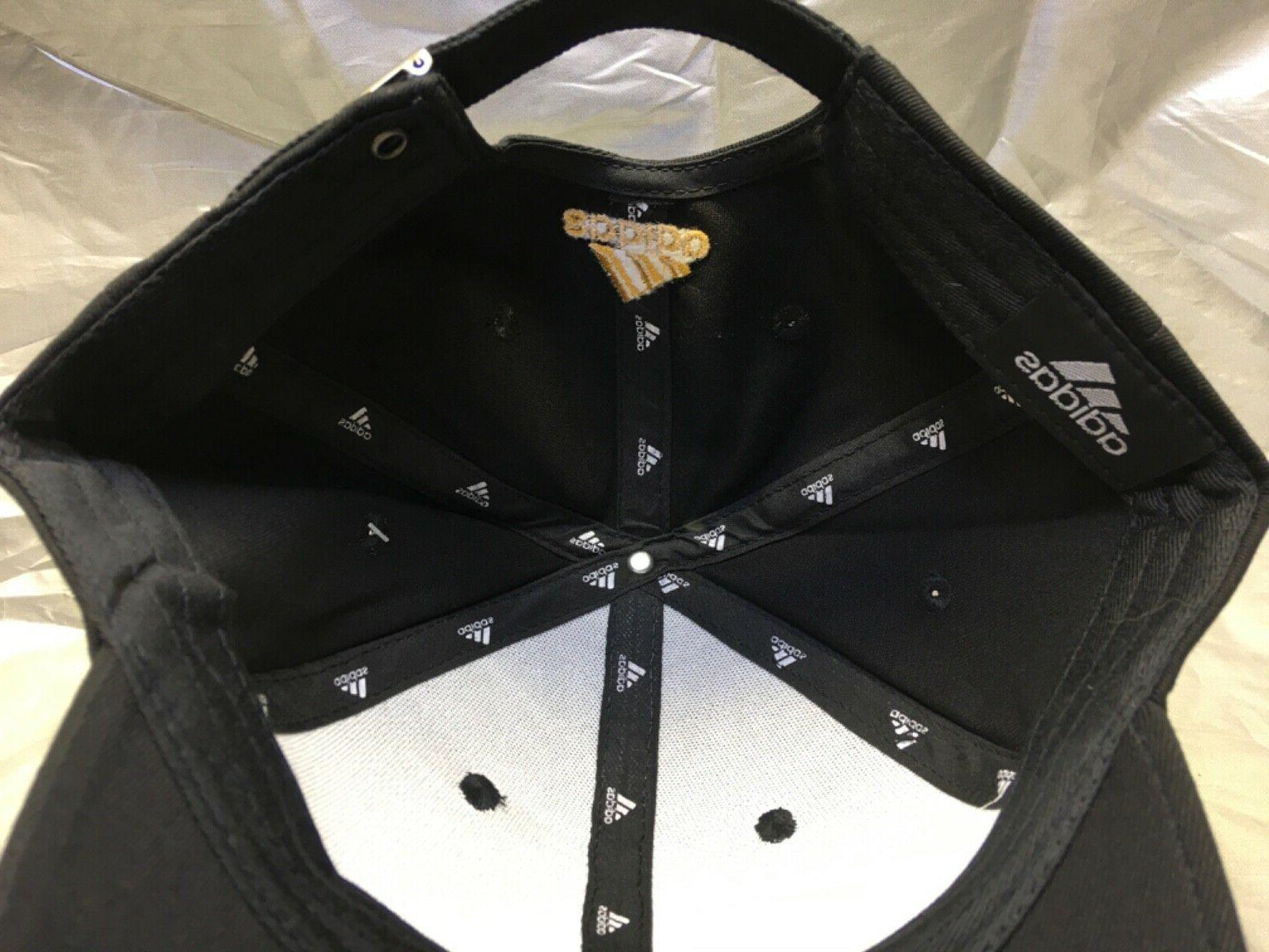 ADIDAS Originals Cap Black w/Gold Emblem Dad
