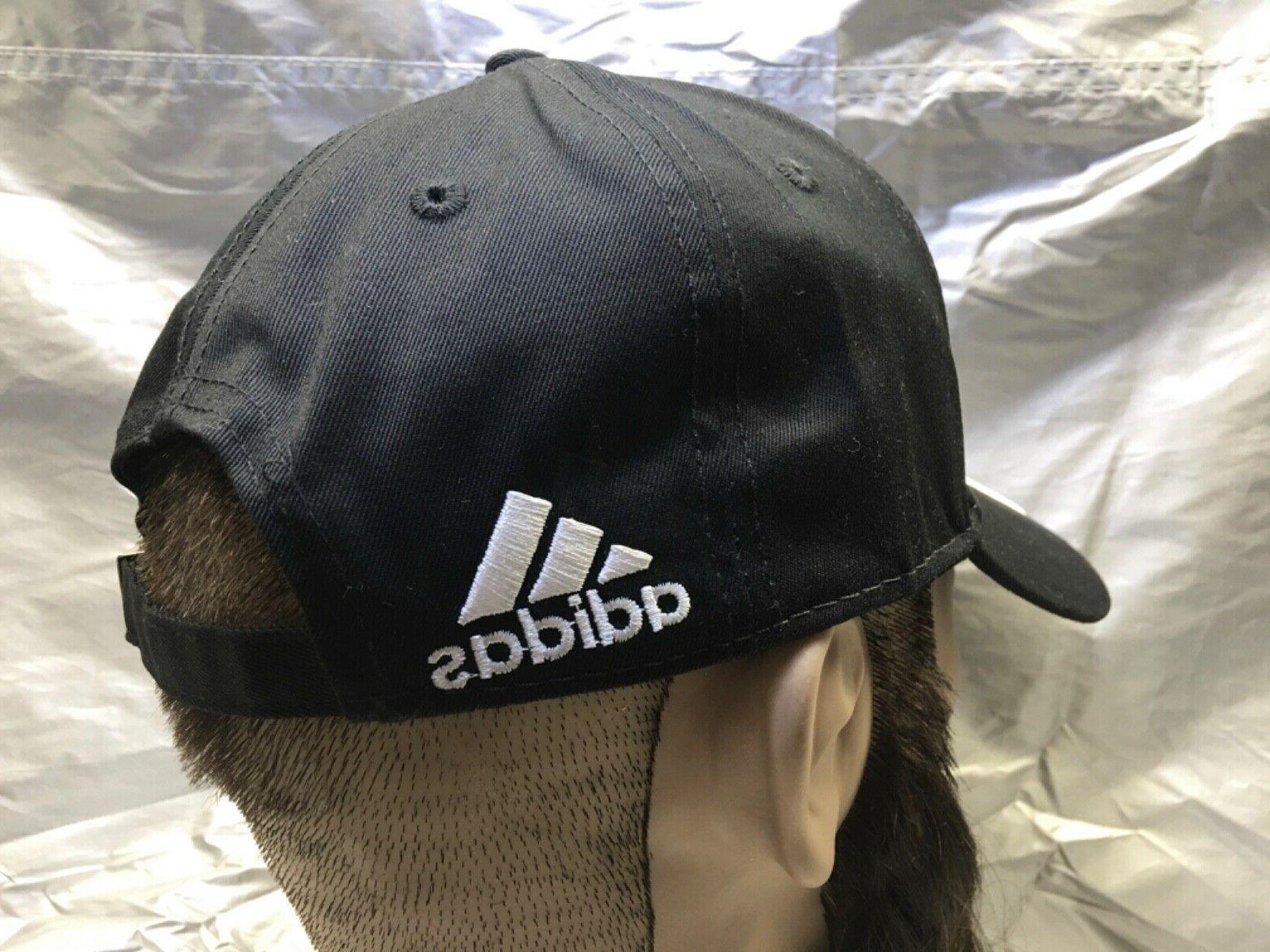 ADIDAS Originals Baseball Cap w/White Embroidered Emblem