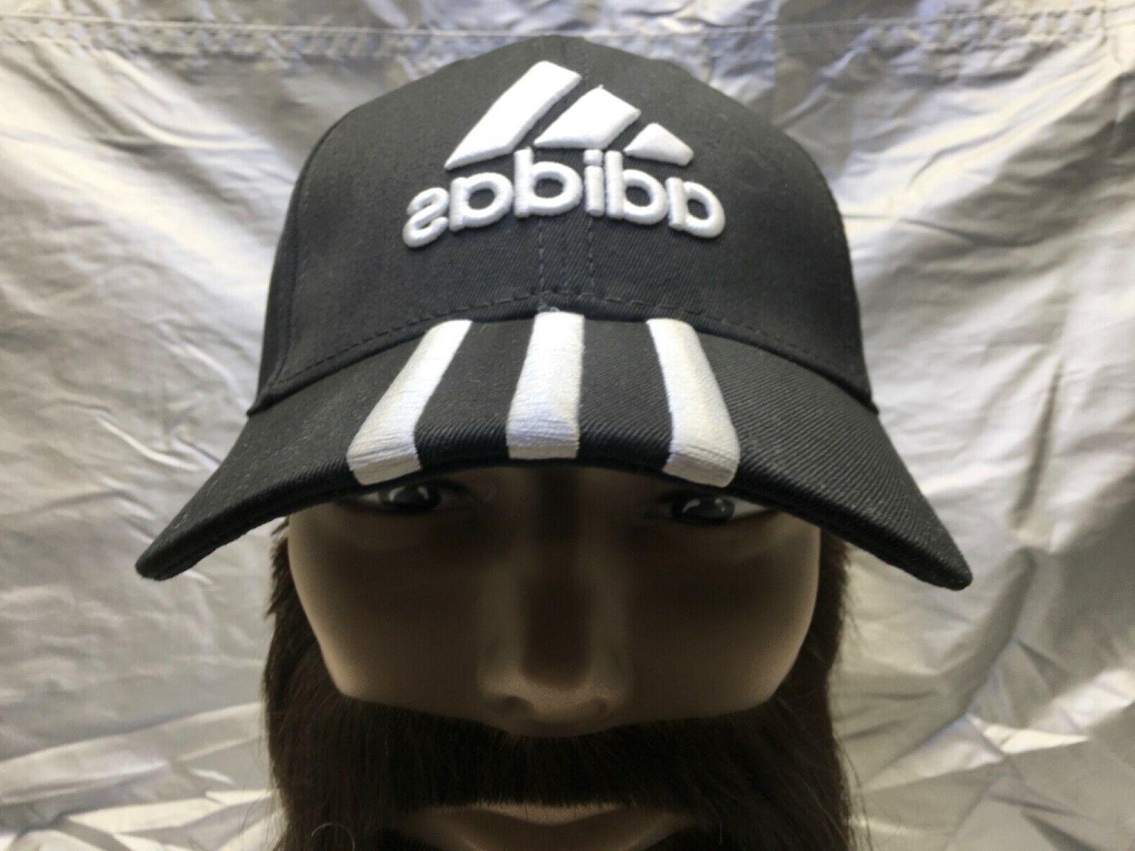 originals strapback baseball cap black w white